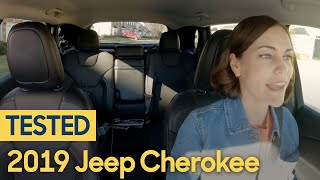 2019 Jeep Cherokee Review & Road Test