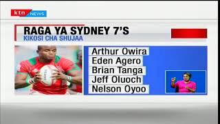 Andrew Amonde arejea kwenye kikosi cha raga wakijitayarisha kwa michuano ya Sydney