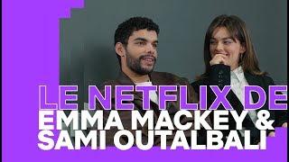 Le Netflix de... Emma Mackey et Sami Outalbali | Netflix France