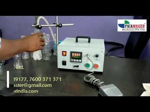 Digital Control Liquid Filling Machine