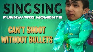 IF YOU DON'T HAVE BULLETS, YOU CAN'T SHOOT (SingSing Funny/Pro Moments - Fortnite Battle Royale)