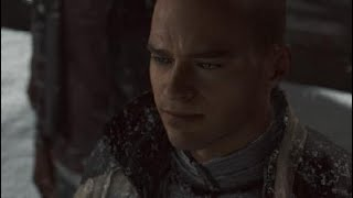 """Detroit: Become Human   Markus Sings """"Hold On Just A Little While Longer"""""""