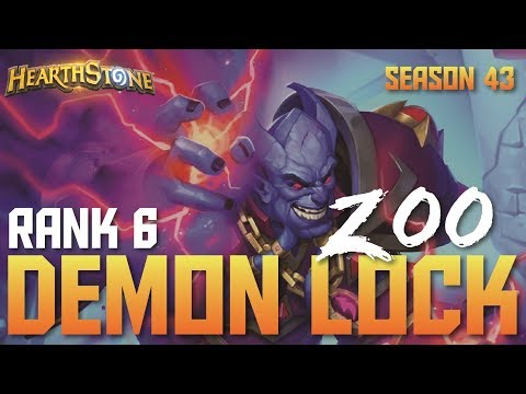Satellite's Demon Zoo Warlock (Rank 6, Season 43)