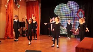 """Отчётный концерт хореографической студии """"Грация"""""""