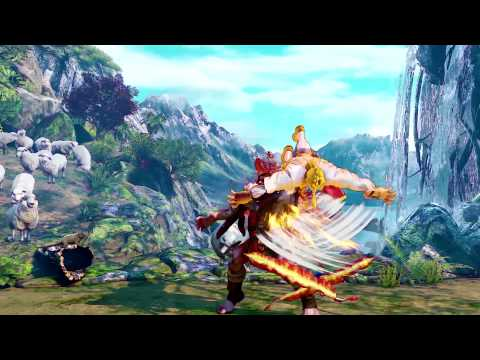 Street Fighter V Picks up Vega with a Whole New Look