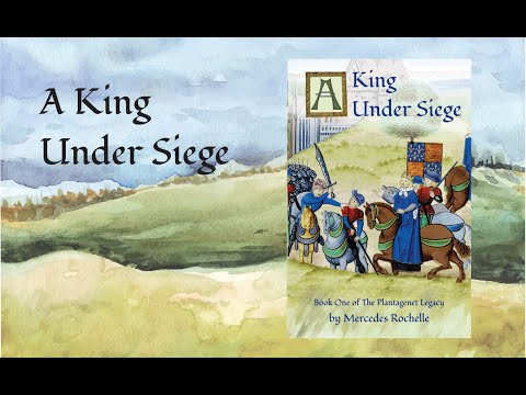 A King Under Siege Book Trailer