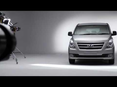 Hyundai H1 Van Минивен класса M - рекламное видео 1
