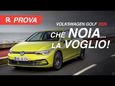 Golf 8 prova della 1.5 eTSI, ecco come va la nuova Volkswagen Golf 2020