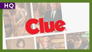 Clue (1985) Video