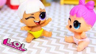 СМЕШНЫЕ Куклы ЛОЛ Сюрприз #37   Мультики LOL Surprise Dolls видео для детей