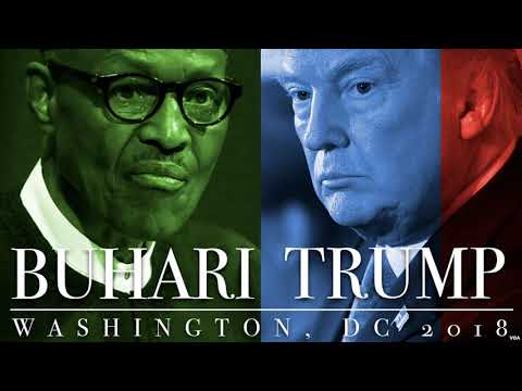 Ganawar Buhari Da Trump - VOA Hausa - 2018/05/01