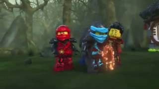 LEGO Ninjago: Dragon's Forge Set Animation!