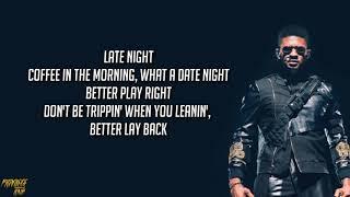 Usher - Don't Waste My Time (Lyrics) ft. Ella Mai
