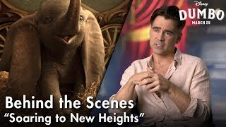 Dumbo, the flying elephant is on his way!