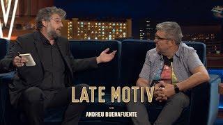 LATE MOTIV   Raúl Cimas Y Florentino Fernández. Vidas Inventadas I #LateMotiv580