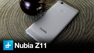 Nubia Z11 - Hands On Review