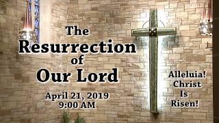 Easter Festival Service 2019