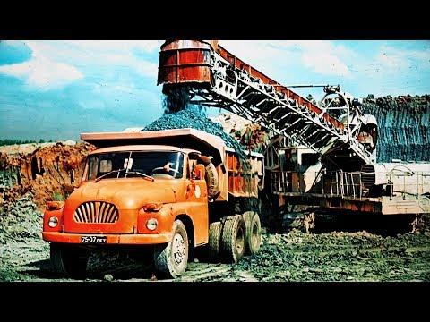 Иномарки в СССР: грузовики из Чехословакии- TATRA SKODA LIAZ PRAGA AVIA [ АВТО СССР ]