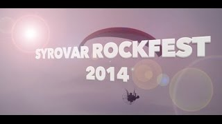 Video SYROVAR ROCKFEST 2014  TĚMICE HD