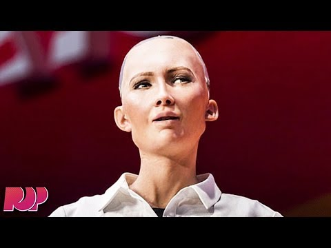 Sophia The Robot Wants To Start A Family