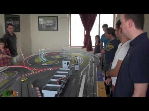 Carrera DTM Challenge 2ter Lauf 20.10.2012