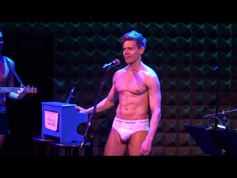 The Skivvies and Andrew Keenan-Bolger - Boys Medley