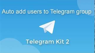 telegram bulk auto join - Thủ thuật máy tính - Chia sẽ kinh