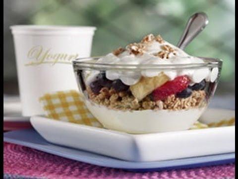 Desayuno Nutritivo, Rapido y bajo en Calorias