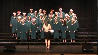 FZN Choir - You're a mean one, Mr. Grinch - Concert Choir