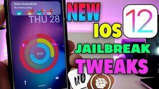 TOP 10 FREE Jailbreak Tweaks! | For iOS 12-12 1 2 Unc0ver