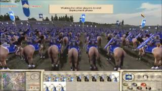 "Rome Total War online battle #2276: ""Game of Lies Free For All"""