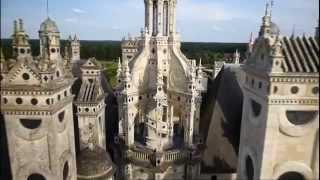 DRDA : Un drone au château de Chambord