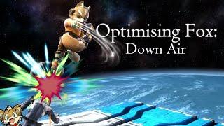 【SSB4】 Optimising Fox: Down Air