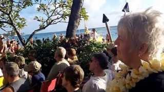 Duke's On Sunday - Waikiki 2013