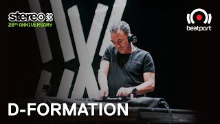 D-Formation - Live @ 20 Years: Stereo Productions 2020
