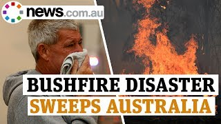 The human faces of the catastrophic bushfires
