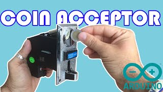 How to control CH-926 Coin Acceptor with Arduino