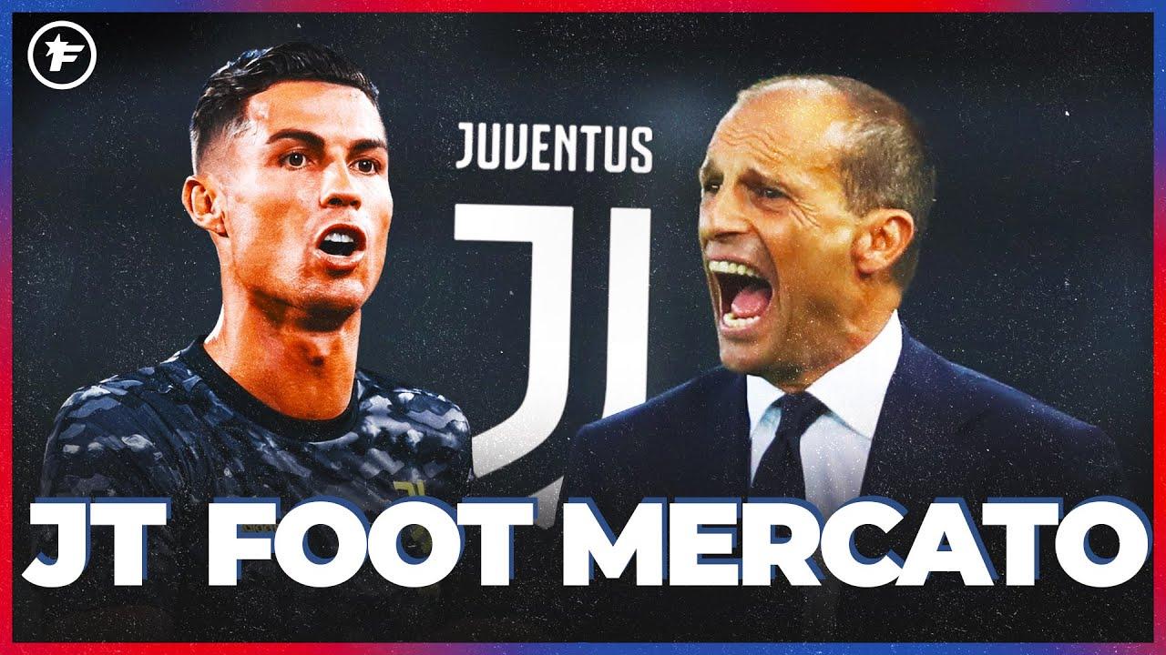 Le MALAISE Cristiano Ronaldo enfle à la Juventus    JT Foot Mercato