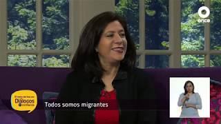 Diálogos en confianza (Sociedad) - Todos somos migrantes