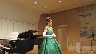 ヴィヴァルディ「ファルナーチェ」 〜デュオコンサート ソプラノとピアノによる調べより〜