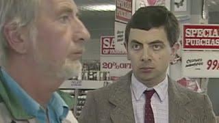 Mr Bean  Episode 2  The Return Of Mr Bean  Part 2/5