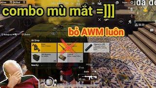 PUBG Mobile - 2 Lần Vứt AWM Chỉ Để Bắn Combo Cực Độc Này :v   Trở Lại Sa Mạc Nóng Bỏng