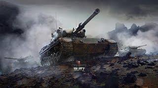 Стрим World of Tanks Blitz. Наберем 100 лайков и споем?)