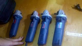 Bosch GWS 670 Professional (0601375606) - відео 1