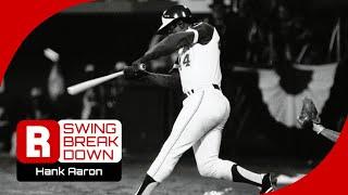 Hank Aaron: Baseball Rebellion Swing Breakdown