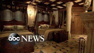 Inside Disneys Invitation-only Cinderella Castle Suite