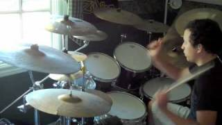 Jackolantern's Weather - 311 Drum Cover