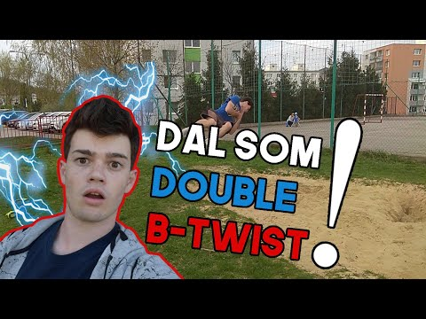 Dal som DOUBLE B-TWIST !