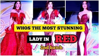 BATTLE OF THE RED EVENING GOWN  BATCH 2 MISS GAY TANAY UNIVERSE 2020
