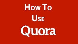 3.Quora: How to Answer,Ask,Bookmark,Follow on quora app  [Hindi-हिन्दी]